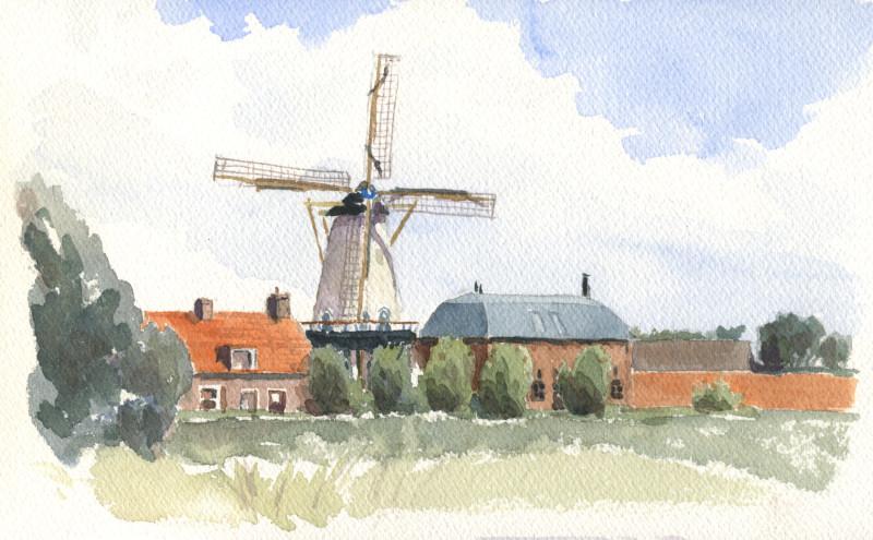 Moulin de Koudekerke